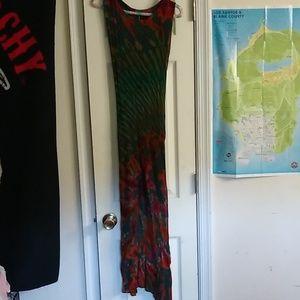 Tye-dye Dress EUC